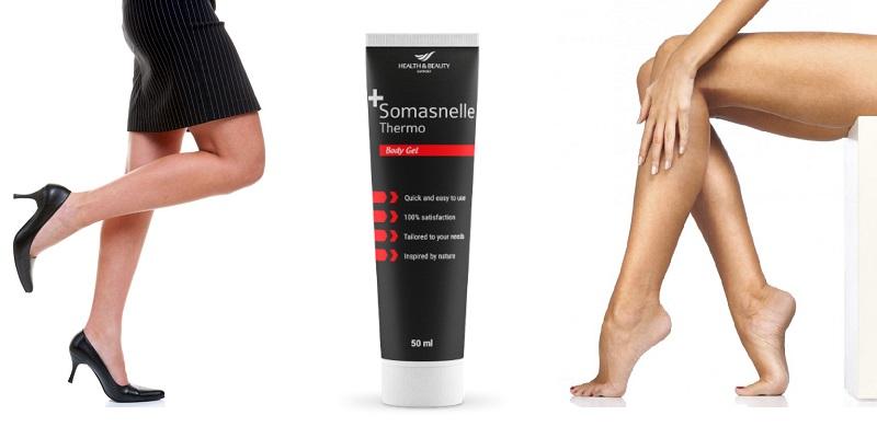 Somasnelle gel - na křečové žíly - tablety - kde koupit - forum