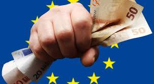 Daňoví poplatníci, kteří central Europe 2013 financují granty