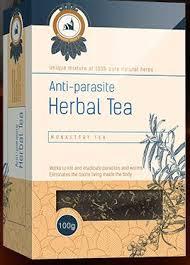 Herbal tea anti parasite - akční - jak používat - prodejna