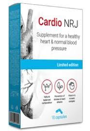 Cardio nrj - výrobce - lékárna - cena