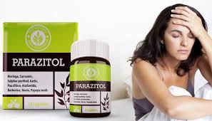 Parazitol - pro žaludeční potíže - lékárna - prodejna - kapky