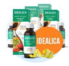 Idealica - jak používat - lékárna - účinky