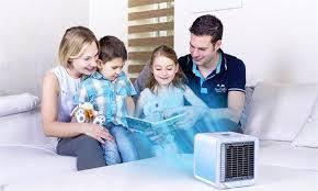 Cube Air Cooler - klimatizace - výrobce - jak používat - kapky