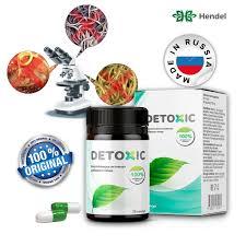 Detoxic - kapky - Amazon - krém