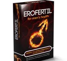 Erofertil - pro účinnost - kapky - účinky -krém
