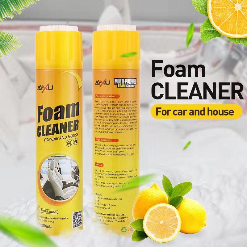 Foam Cleaner - jak používat - recenze - lékárna