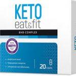 Keto Eat&Fit - pro hubnutí - cena - účinky - kde koupit - recenze - kapky - Amazon