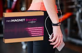NeoMagnet Bracelet band - magnetické pásmo -prodejna - složení - kapky