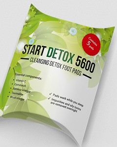 Start Detox 5600 - cena - kde koupit - výrobce