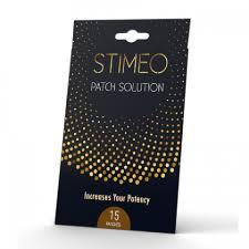 Stimeo Patches - prodejna - lékárna - účinky