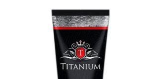 Titanium - pro účinnost - cena - krém - recenze
