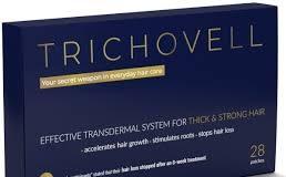 Trichovell - pro růst vlasů - krém - prodejna - složení