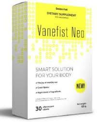 Vanefist Neo - pro hubnutí - forum - prodejna - složení