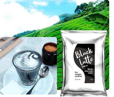 Black charcoal latte – forum – jak používat – akční