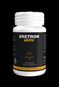 Eretron Aktiv - pro účinnost - jak používat - vedlejší efekty - akce