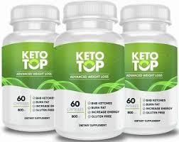 Keto Top Diet - lékárna - účinky - krém