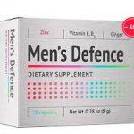 Mens Defence - pro účinnost - kapky -recenze - lékárna  - prodejna - krém - cena