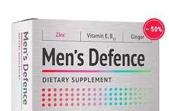 Mens Defence - účinky - Amazon- akční