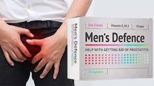 Mens Defence - pro účinnost - kapky -recenze - lékárna