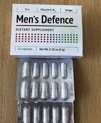 Mens Defence - výrobce - forum - složení