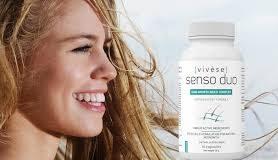 Vivese Senso Duo Capsules – lékárna- účinky – složení