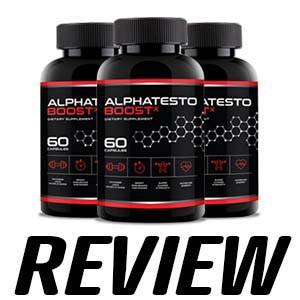 Alpha Testo Boost - Amazon - složení - jak používat