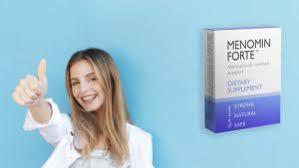 Menomin Forte - pomoc při menopauze – lékárna – účinky – kde koupit