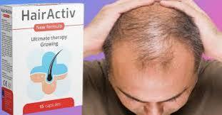 HairActiv - pro růst vlasů – recenze – výrobce
