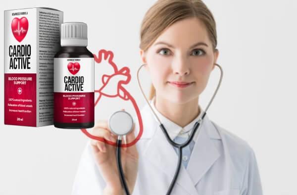 CardioActive – česká republika – akční – výrobce