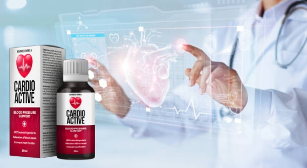CardioActive – lékárna – kapky – recenze