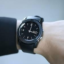 Smart Watch V8 - chytré hodinky – jak používat – krém – recenze
