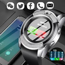 Smart Watch V8 - chytré hodinky – česká republika – akční – kapky