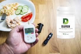 Diaprin – na cukrovku - složení – cena – kde koupit