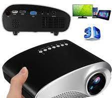 Mini HD+ led projektor - jak to funguje? - zkušenosti - dávkování - složení