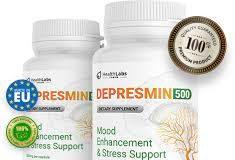 Depresmin 500 - zkušenosti - dávkování - složení - jak to funguje?