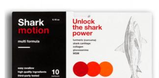 Shark Motion - jak to funguje - zkušenosti - dávkování - složení