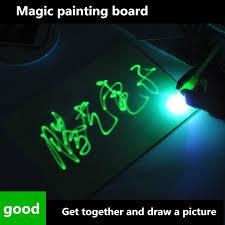 Fluorescent Drawing Board - výsledky - diskuze - forum - recenze