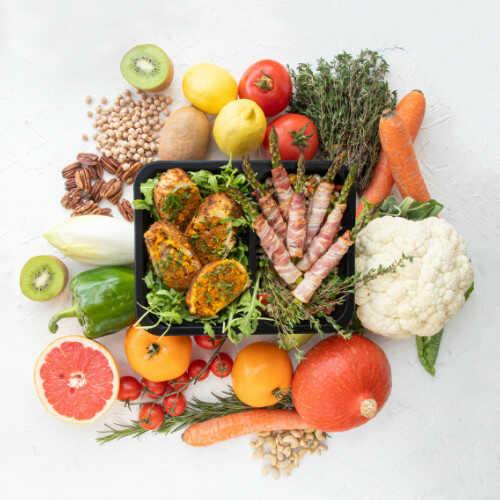 Diet, tillskott, daglig motion-är det viktminskning eller är det energi och vitalitet