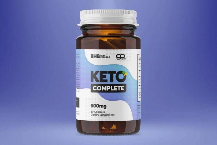 Keto Complete - fungerar - biverkningar - innehåll - review