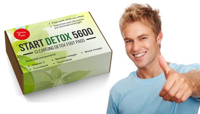 Start Detox 5600 - fungerar - biverkningar - innehåll - review