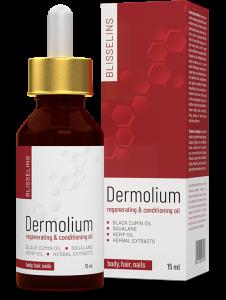 Dermolium - website van de fabrikant? - waar te koop - in kruidvat - in een apotheek - de tuinen