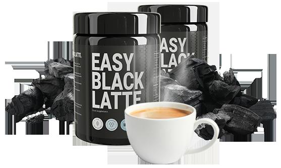 Easy Black Latte - biverkningar - innehåll - review - fungerar