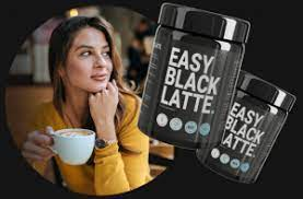Easy Black Latte - zkušenosti - dávkování - složení - jak to funguje