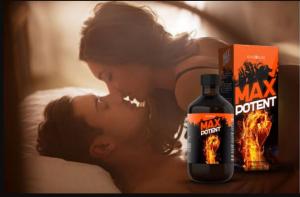 Max Potent - zkušenosti - dávkování - složení - jak to funguje?