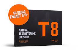 T8 Natural Testosterone Booster - i Sverige - apoteket - pris - var kan köpa - tillverkarens webbplats