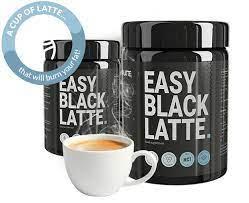 Easy Black Latte - sastav - proizvođač - kako koristiti - review