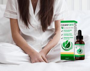 Clean Forte - dávkování - složení - jak to funguje? - zkušenosti