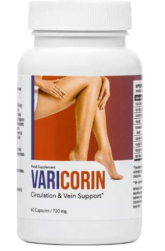 Varicorin - zkušenosti - dávkování - složení - jak to funguje?