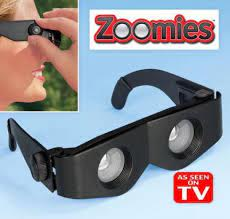 Glasses binoculars ZOOMIES - fungerar - review - innehåll - biverkningar