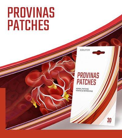 Provinas Patches - review - fungerar - biverkningar - innehåll